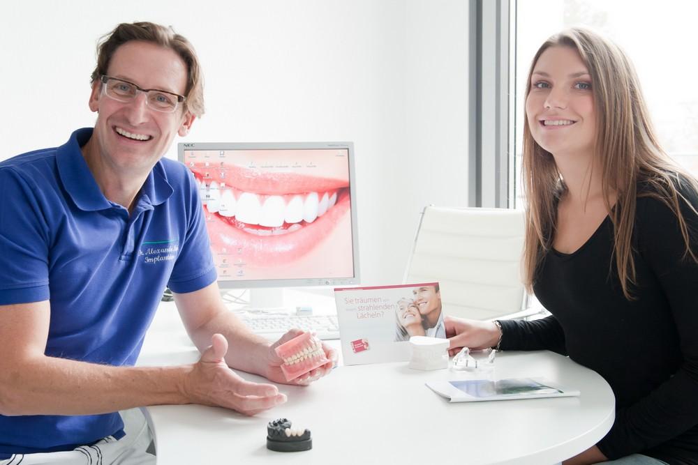 Ihr Zahnarzt für Rot-Weiss-Ästhetik in Neu-Isenburg bei Frankfurt